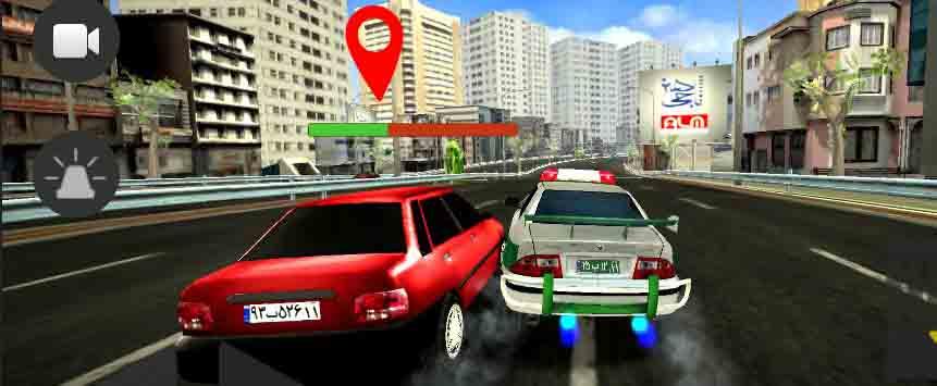 دانلود بازی گشت پلیس 2 ورژن 2.4 مود شده