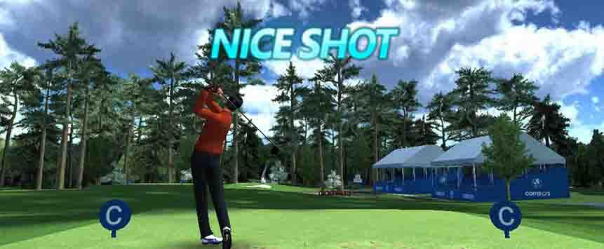 دانلود بازی ستاره گلف Golf Star برای اندروید