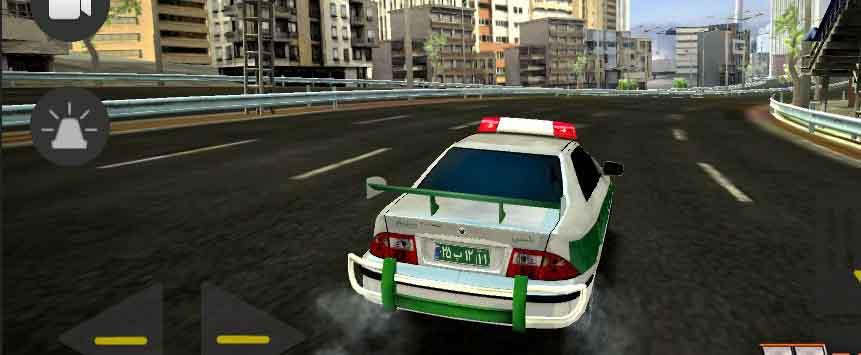 دانلود رایگان بازی مود شده گشت پلیس 2