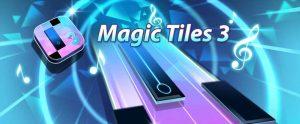 دانلود نسخه بی نهایت بازی Magic Tiles 3 اندروید