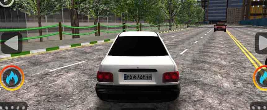 دانلود بازی تهران ترافیک 2 با پول بی نهایت