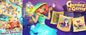 دانلود بازی Genies & Gems 62.73.105.10061305 مود شده