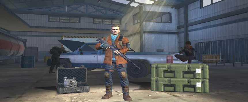 دانلود بازی Zombie City 2.4.2 بقاء در شهر زامبی ها مود شده