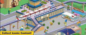 دانلود بازی The Simpsons: Tapped Out 4.47.0 سیمپسون ها