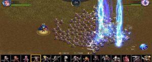 دانلود بازی Miragine War 7.5.1 نبرد میراژین مود شده